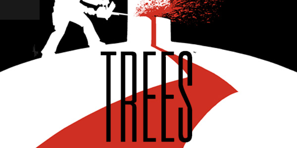cover for Trees #8