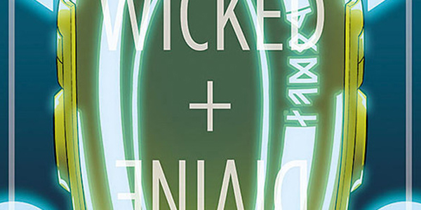cover for wicked + divine 7