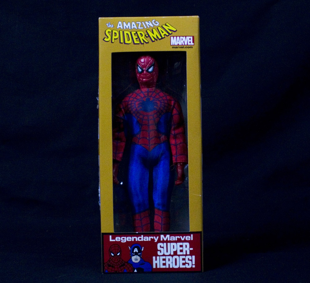DST Legendary Marvel Spider man