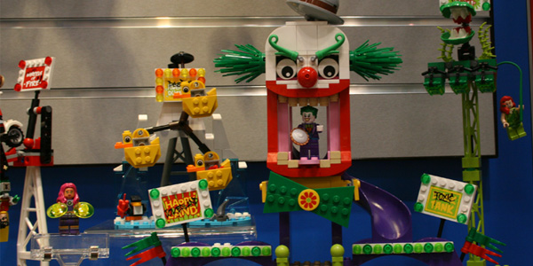 LEGO Toy Fair 2015 Kastor's Korner