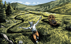 The Autumnlands Tooth and Claw #4 The Meadow