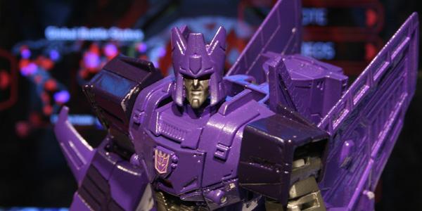 Transformers Toy Fair Kastor's Korner