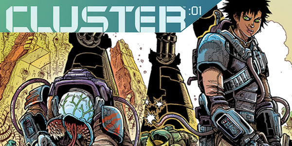 cover for Cluster #1