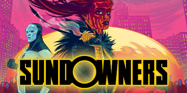 cover for Sundowners #6