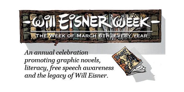 will esiner week banner