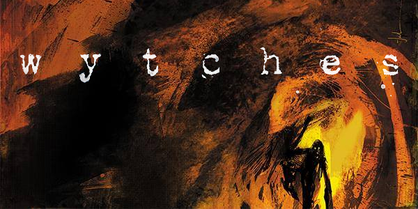 cover for wytches #4