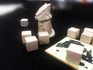 White Dragon components