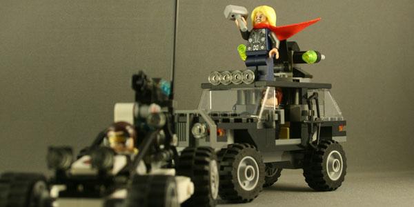 LEGO Hydra Ultron Kastor's Korner