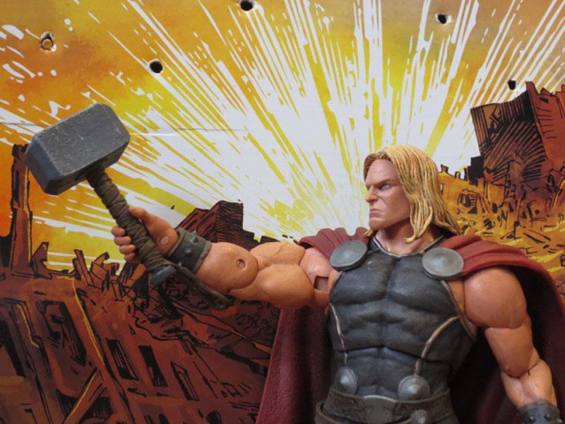 Marvel Select Disney Thor 018