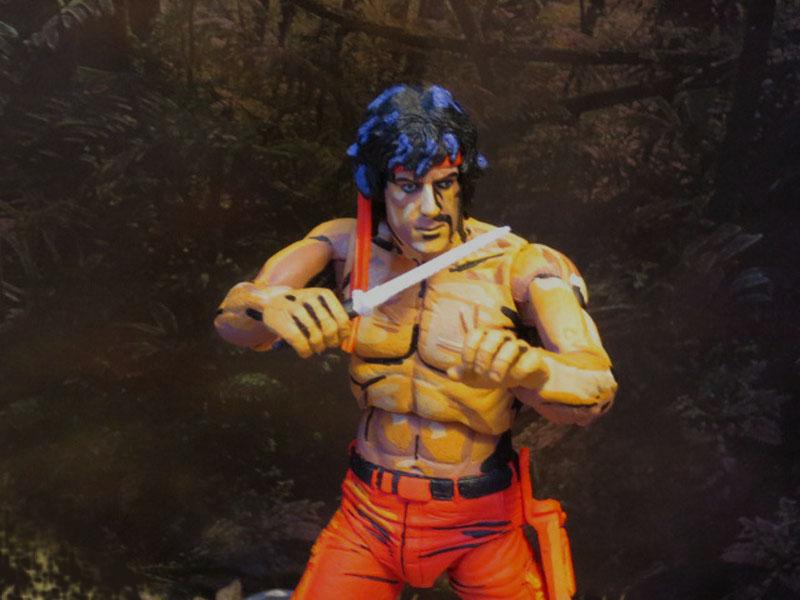 Rambo 8-Bit NECA 022