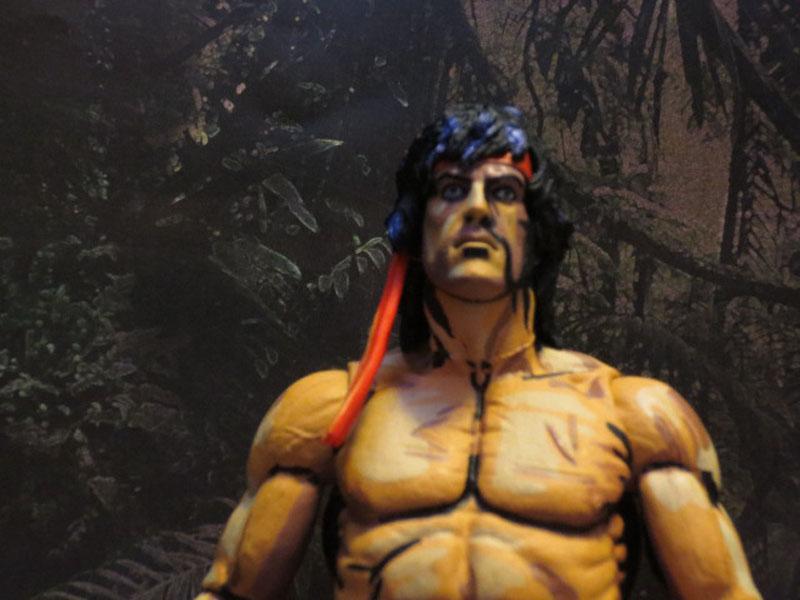Rambo 8-Bit NECA 030