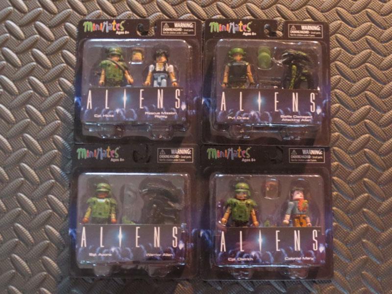 Alien Minimates Grand Prize