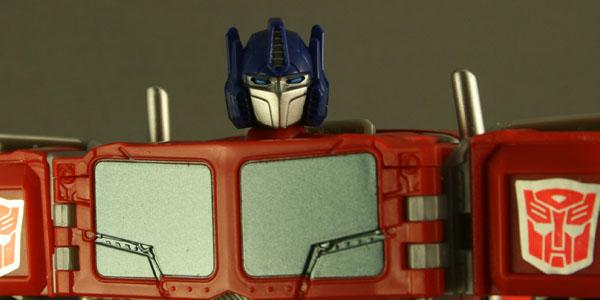 Combiners Optimus Kastor's Korner