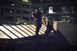 Diggle and Laurel