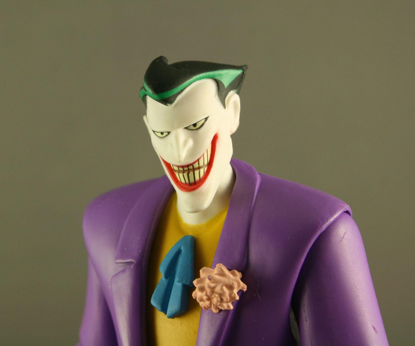 Joker DC Collectibles Kastor's Korner 00