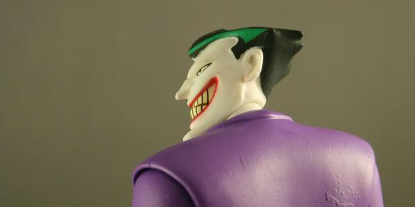 Joker DC Collectibles Kastor's Korner