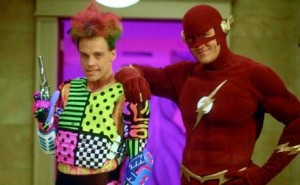 The Flash and Trickster