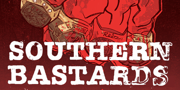 cover for southern bastards #8