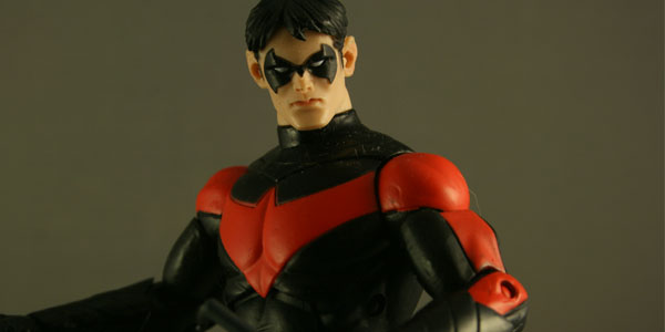 Capullo Nightwing Kastor's Korner