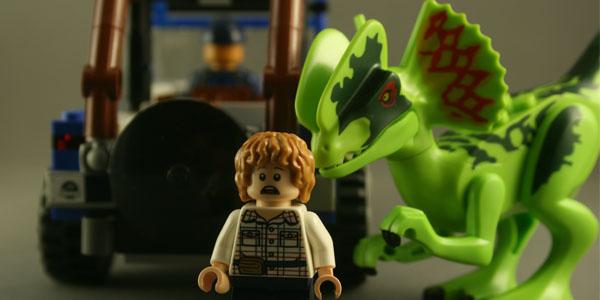 Jurassic World Lego Kastor's Korner