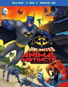 batman unlimited animal bluray