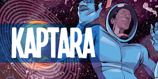 cover for Kaptara #1