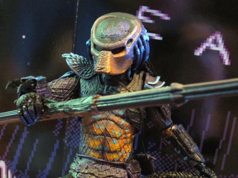 NECA retro game Predator 005