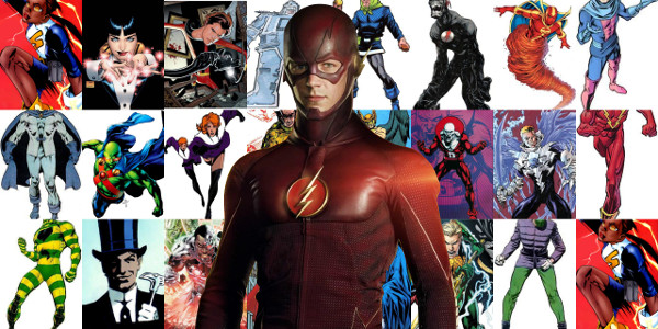flash s2 character banner