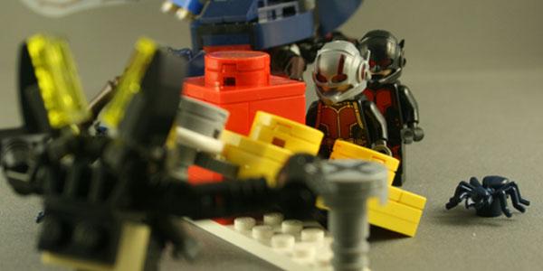Ant-man Lego Kastor's Korner