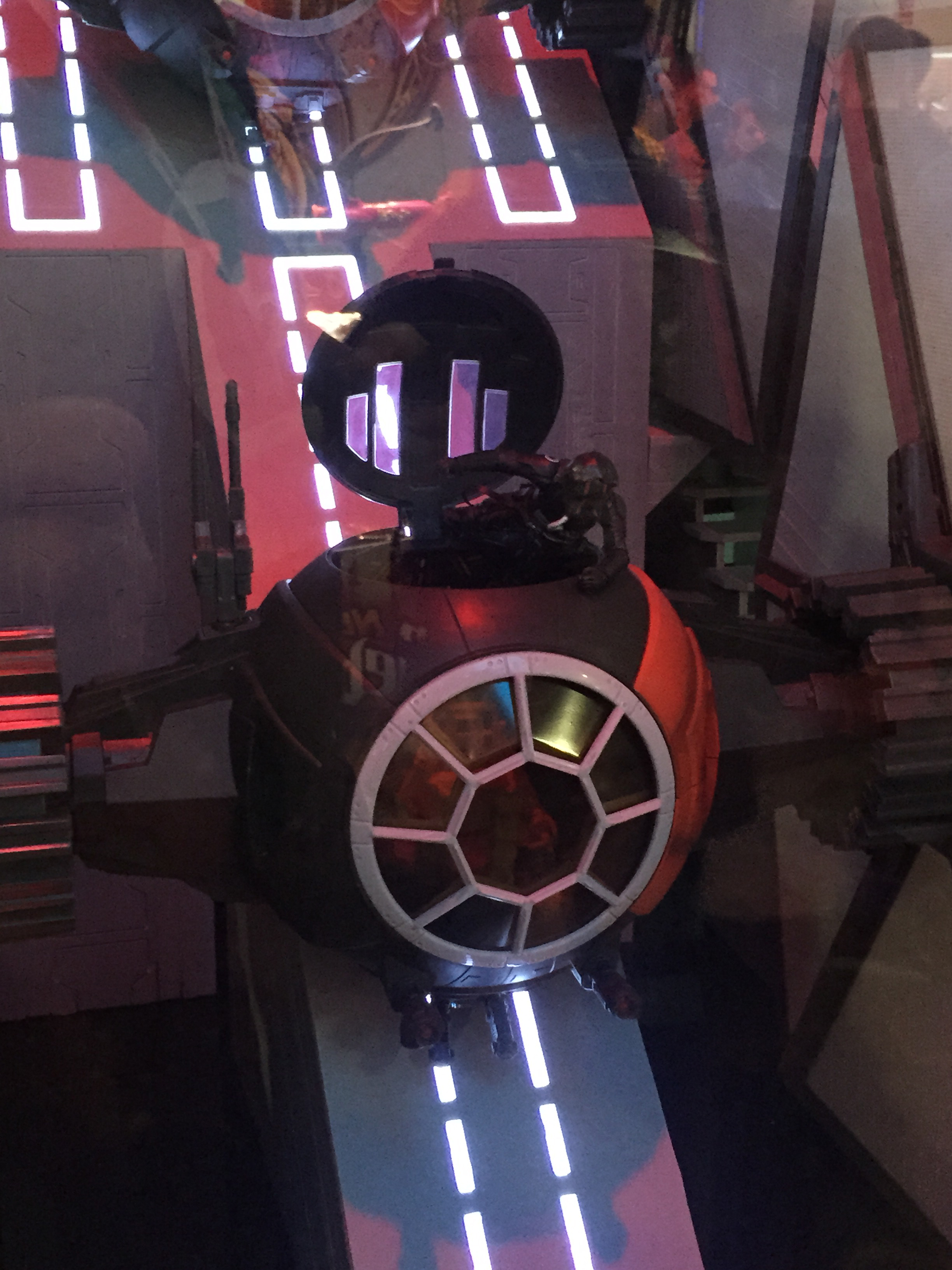 Force Awakens Tie Fighter 003