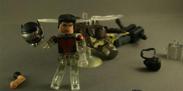 Ant Man Minimates Kastor's Korner