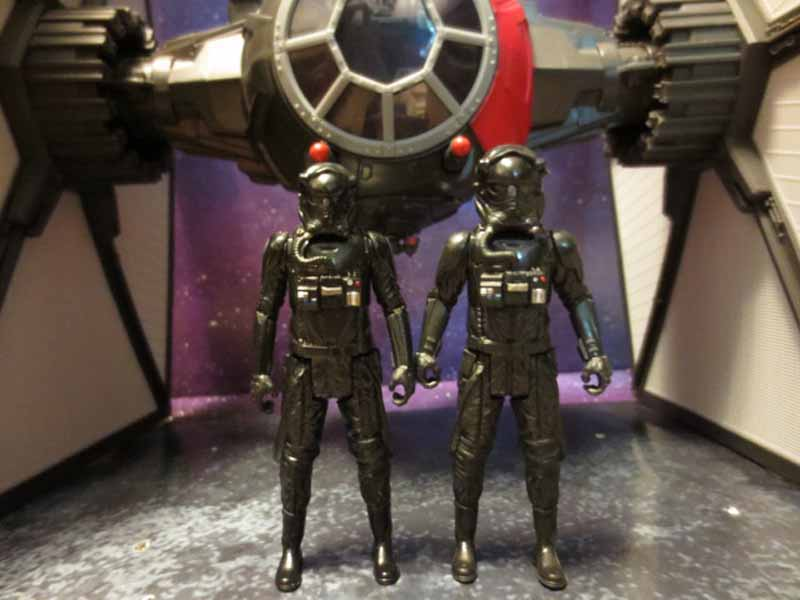First Order Tie Fighter 018