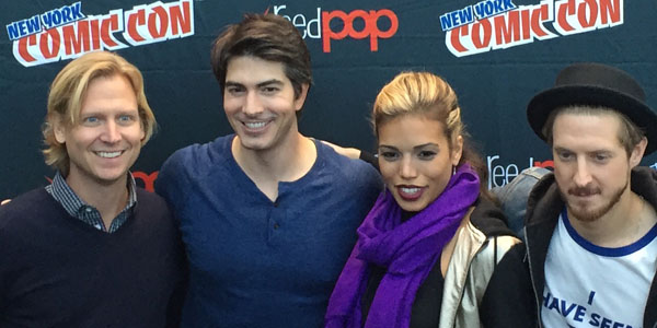 NYCC Legends of Tomorrow