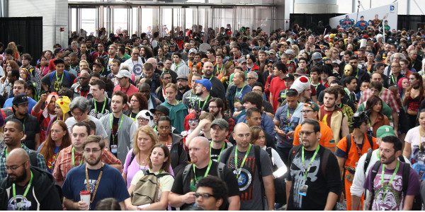 nycc 2015 crowd