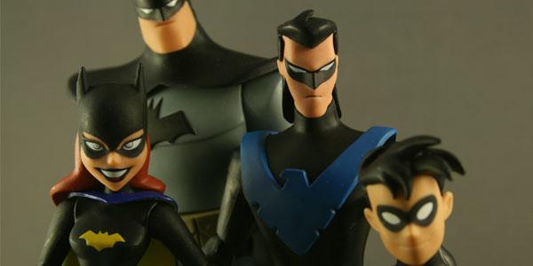 Animated Nightwing Kastors Korner