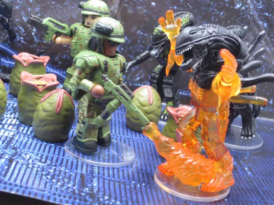 Aliens Minimates 009