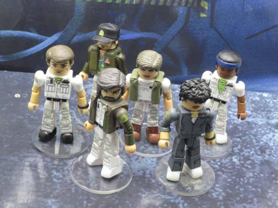 Nostromo Minimates 008
