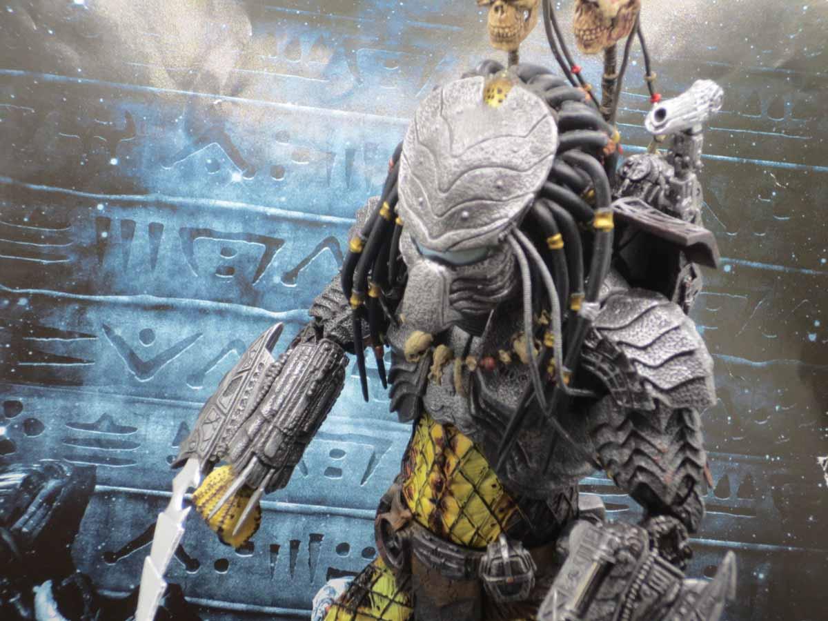 Predator Ser 14 AvP NECA 002