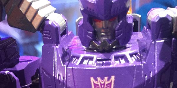 Transformers Kastors Korner Toy Fair 2016