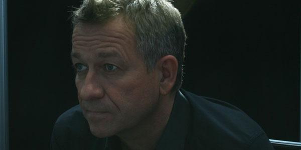 Sean Pertwee as Alfred at NYCC 2014 Kastor's Korner