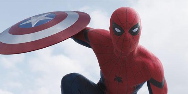 Spiderman Cap Civil War