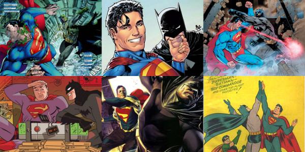 batman superman bromance