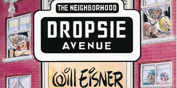 dropsie_avenue_will_eisner banner