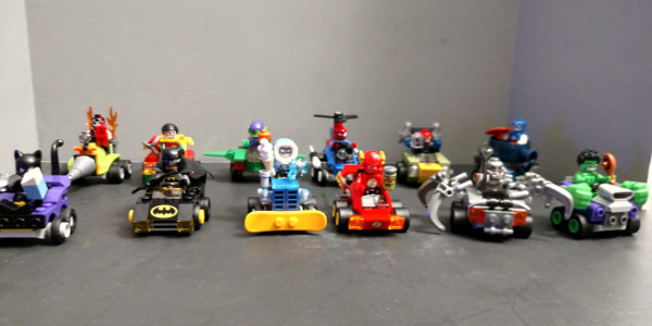 lego mighty micros banner