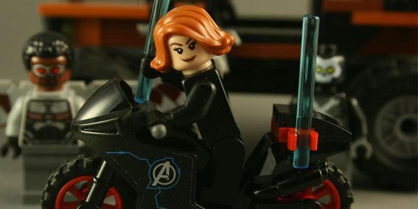 Civil War LEGO Kastors Korner