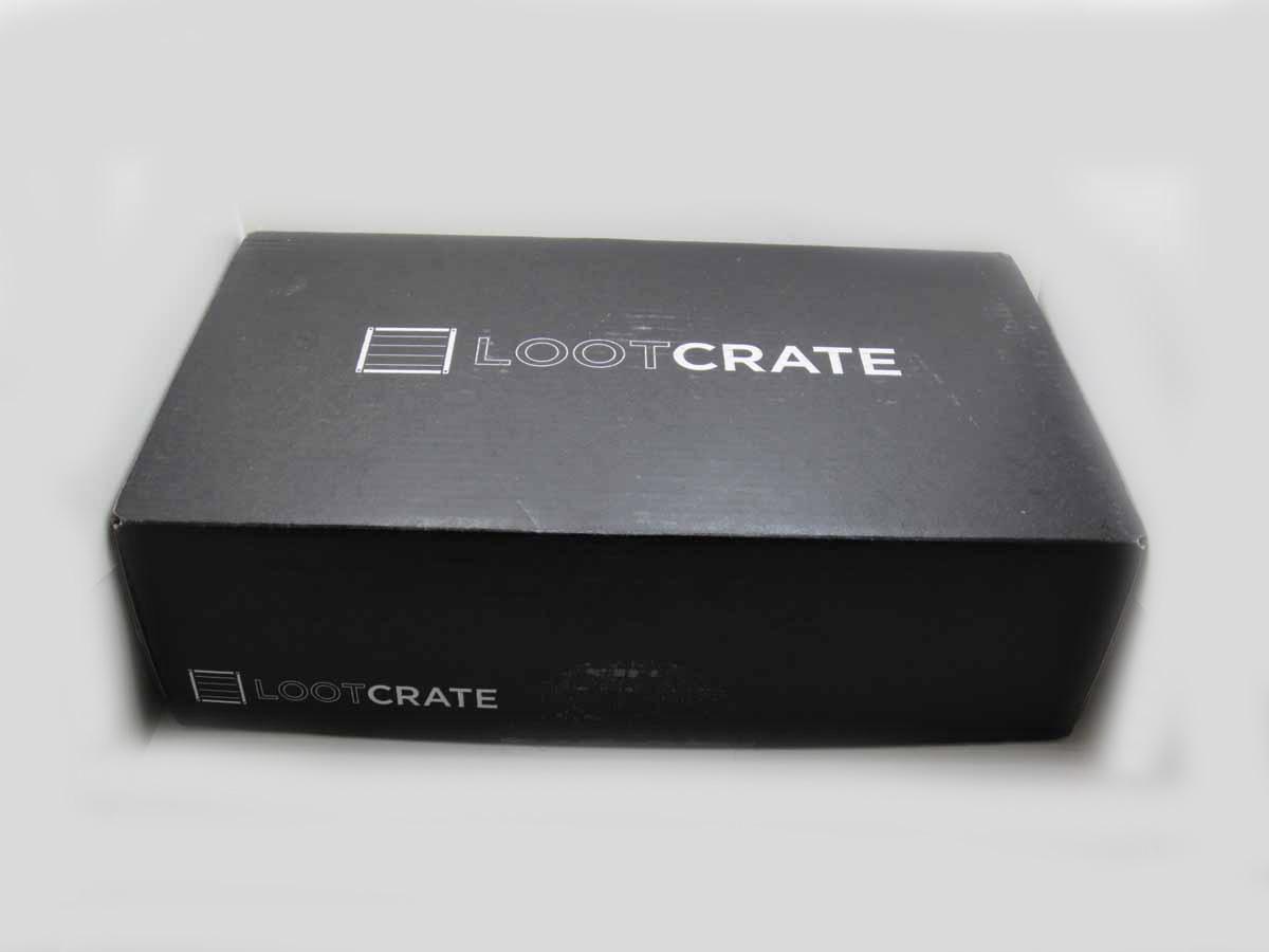 Loot Crate April 2016 001
