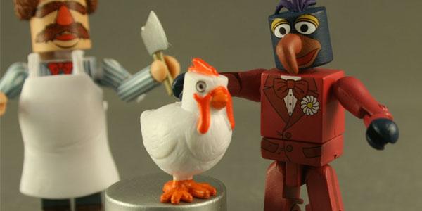 Muppets Minimates Kastors Korner