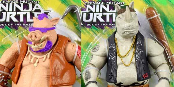 Playmates Debuts Teenage Mutant Ninja Turtles Out Of The Shadows Toy Line Kastors Korner