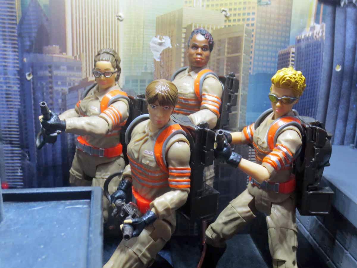 Ghostbusters Mattel 004