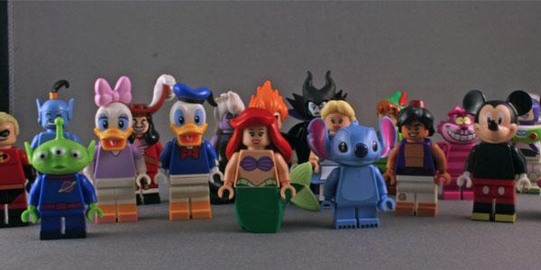 Lego Disney Kastors Korner